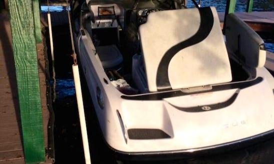 Rent 23' Nautique Booze Cruiser In Austin, Texas