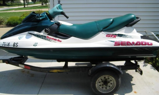 Sea-doo Gxp Jet Ski Rental In Chandler, Arizona