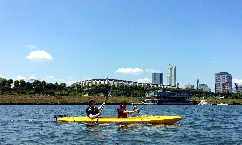 Enjoy Kayak Rental and Lesson in Seoul, South Korea