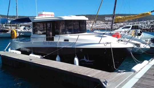 Enjoy Fishing On 30' Rodman Venture Trawler In Setúbal, Portugal