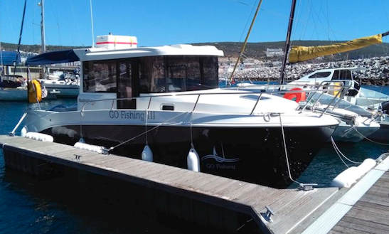 Enjoy Fishing On 30' Rodman Venture Trawler In Setúbal, Portugal