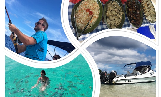 Fishing Charter In The Seychelles