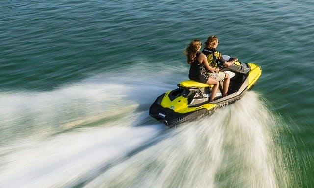 Seadoo Trixx Jet Ski Rental In Canyon Lake, Texas