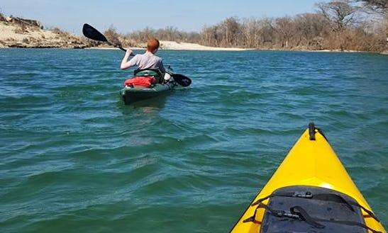 Kayak Rental In Canyon Lake, Texas