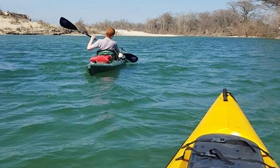 Kayak Rental In Canyon Lake, Texas