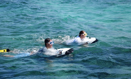 Enjoy Seabob Rentals In Sint Maarten
