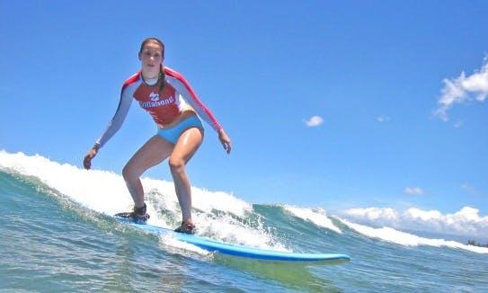 Enjoy Surfing Lessons in Setubal, Portugal