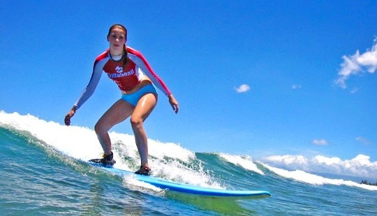 Enjoy Surfing Lessons In Setubal, Portugal