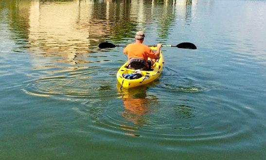 Enjoy Kayak Rentals In Guanacaste, Costa Rica
