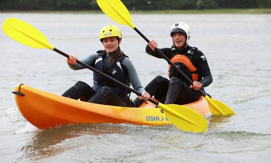Enjoy Kayak Rentals In Newquay, Cornwall