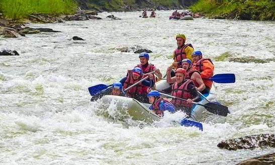 Enjoy Rafting Trips In Vinnytsia, Ukraine