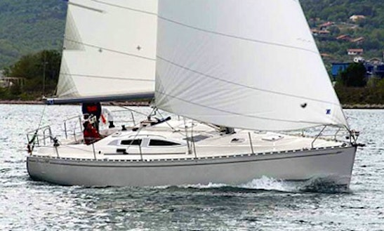 Charter A Cruising Monohull In Bisceglie, Italy