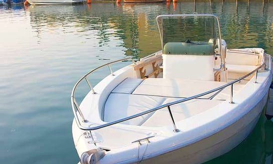 Enjoy Lake Garda By Boat! Hire A Power Boat With Or Without License