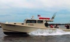 """46ft """"Vagabond"""" Fishing Charter in Stevensville, Maryland"""