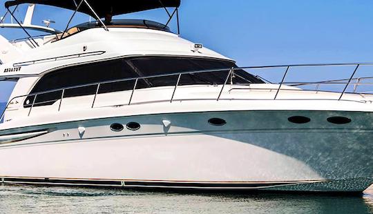 Charter 53' Sea Ray Power Mega Yacht In Latchi, Cyprus