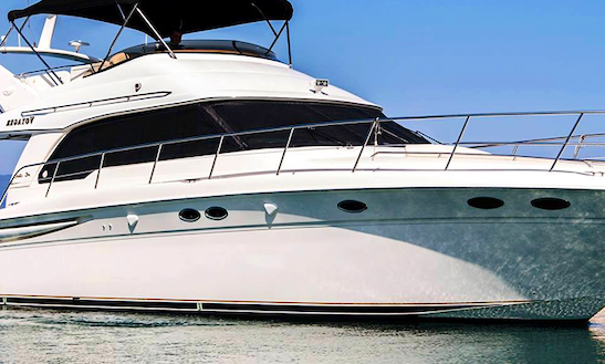 Charter 53' Sea Ray Power Mega Yacht In Latchi, Cyprus