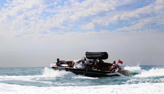 Scarab 255 Impulse Ho Bowrider Boat Rental In Sitges, Spain