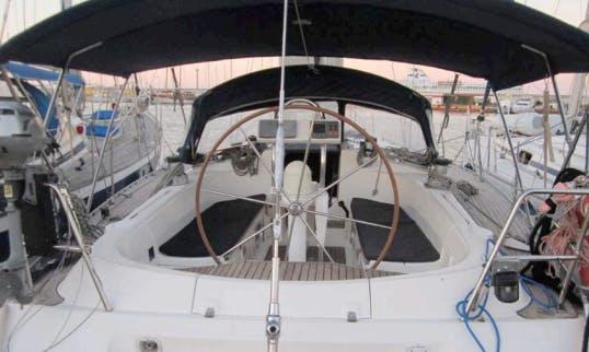 Charter 45' Dufour Cruising Monohull in Sicily, Italy