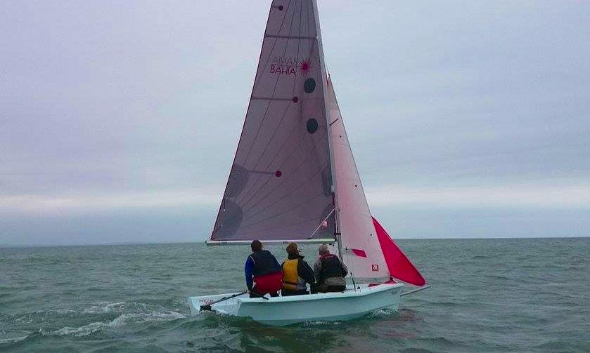 Rent a Bahia Sailing Dinghy in Rosslare Harbour, Ireland
