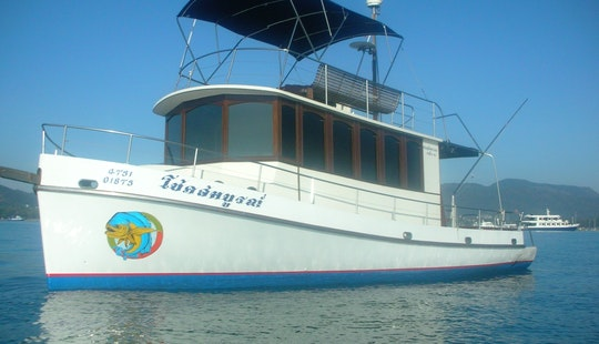 Fishing Charter In Phuket