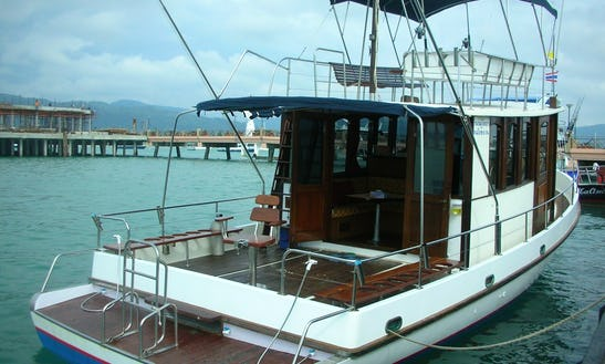 2015 Fishing Charter In Phuket