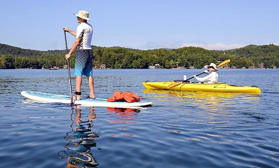 Stand Up Paddleboard Rental In Harrison, Tennessee