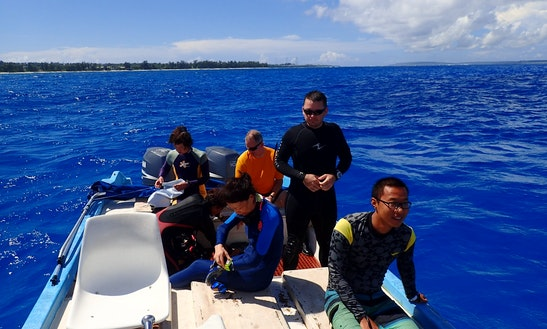 Scuba Diving In Saipan, Northern Mariana Islands