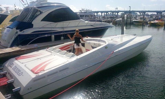 Passenger Boat For Rent In Miami Beach