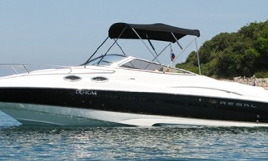 Rent 27' Regal Motor Yacht In Bad Endorf, Germany