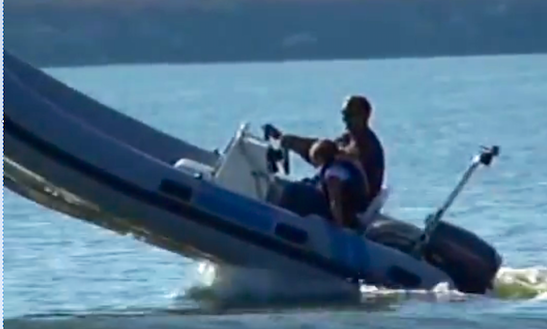 Rent A Rigid Inflatable Boat In Constanța, Romania