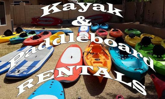 Kayak In Mesa