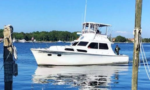 Enjoy Fishing In  Panama City, Florida With Captains Robert