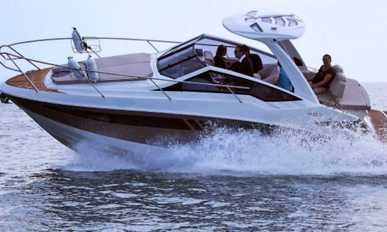 Rent A Cobrey Motor Yacht In Budapest, Hungary