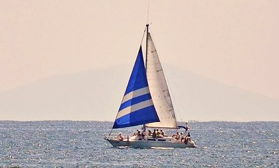 See The Burgas Sunset On A Sailing Charter, Bulgaria