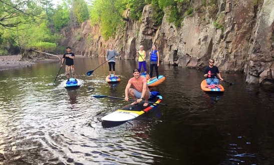 Stand Up Paddle Board Rental In Duluth, Minnesota