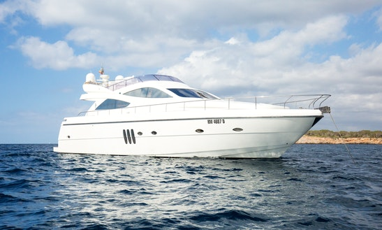 Abacus 63 Available In Ibiza & Formentera