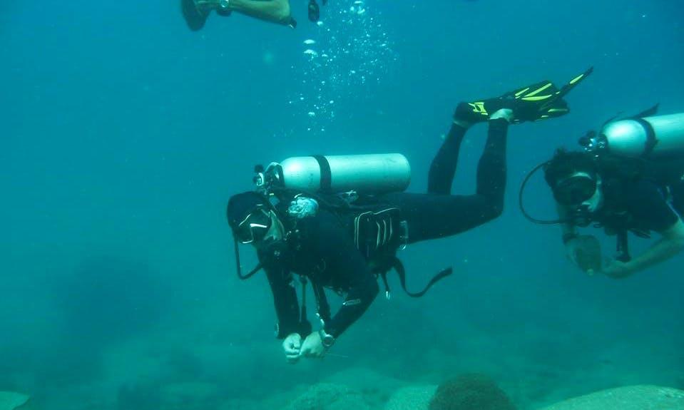 Enjoy Diving in Sihanoukville, Cambodia