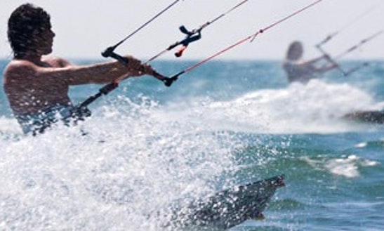 Enjoy Kiteboarding Courses In Ulcinj, Montenegro