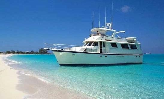 61' Hatteras Motoryacht