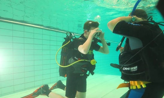 Enjoy Diving In Bergschenhoek, Netherlands