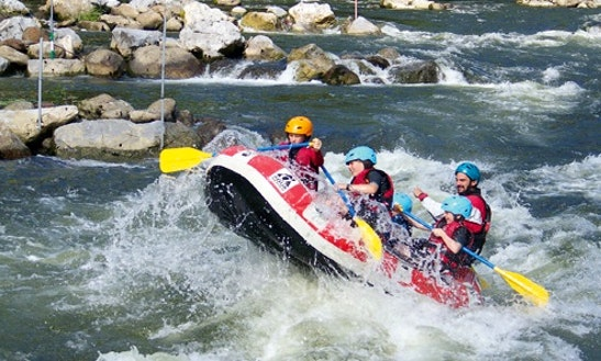 Enjoy Rafting Tours In Foix, France