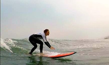 Enjoy Surf Lessons in Bucharest, Romania