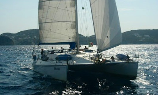 Charter 47' Privilege Cruising Catamaran In Palau, Italy