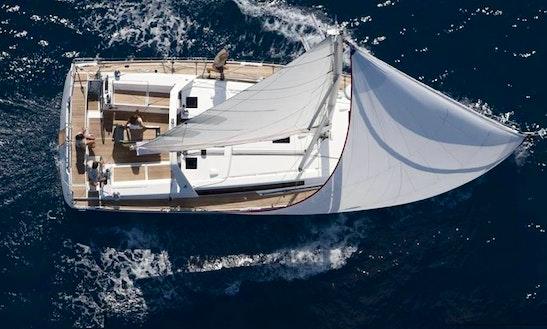 Charter A Cruising Monohull In Golfe Juan , France