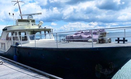 Rent Patrouilleboot Motor Yacht Rental In Amsterdam, Netherlands