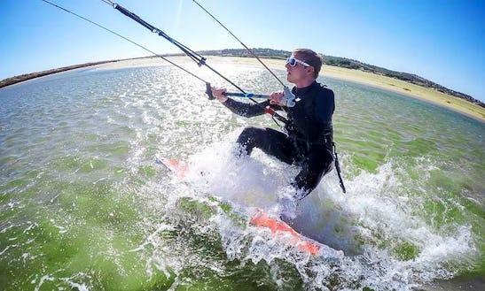 Enjoy Kitesurfing Lessons & Trips In Lagos, Portugal