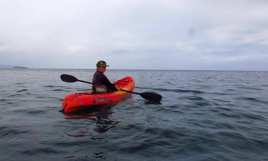 Single Kayak Rental In Kihei, Hawaii