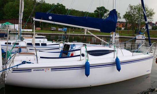 Charter 24' Maxus 24 Cruising Monohull In Kruklanki, Poland
