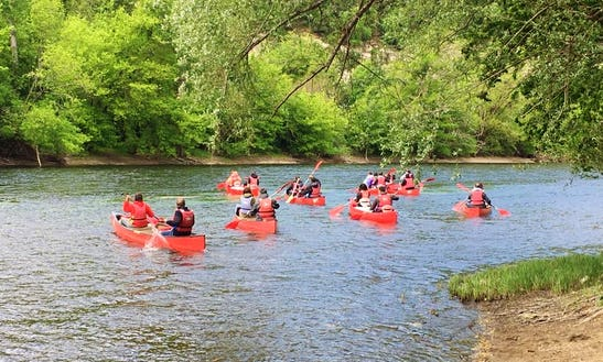 Unforgettable Canoe Tours In Nouvelle-aquitaine, France