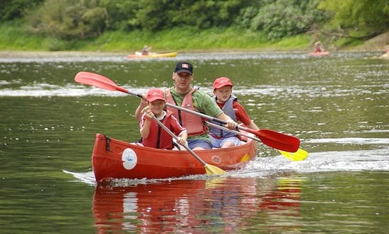 Inquire This Amazing Canoe Tours In Nouvelle-aquitaine, France